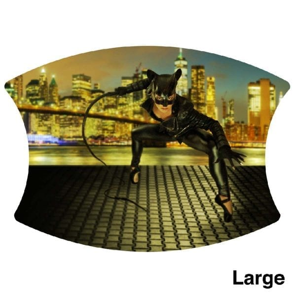 Catwoman - sort of, Large